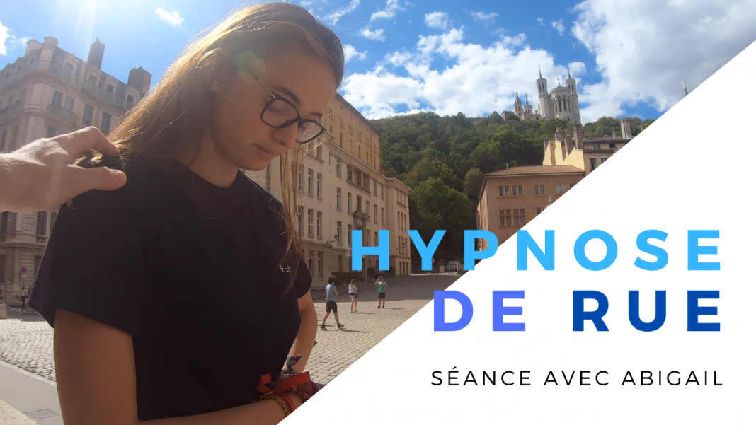 Hypnose de rue